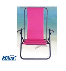 Stolica za plažu 530x440x760mm Haus
