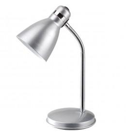 Stona lampa Elit srebrna EL7949