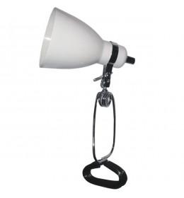 Stona lampa Elit sa fleksibilnim postoljem bela EL7955