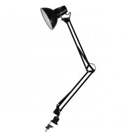 Stona tehnička lampa sa stegom Elit EL7944 crna