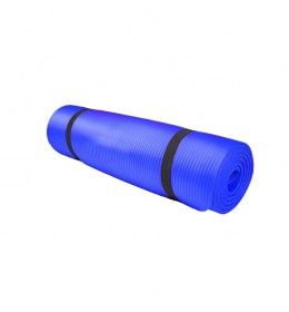Strunjača 183x60x1 cm plava