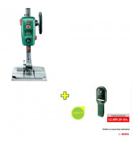 Stubna bušilica Bosch PBD 40 + poklon