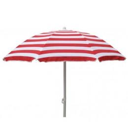 Suncobran 180 cm Red Stripes