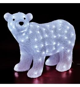 Svetleća figura Medved 42 cm KDA6