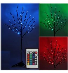Svetleće Drvo LED Multikolor