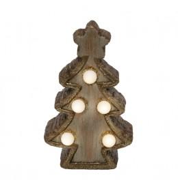 Svetleći keramički ukras Jelka KDC15/T