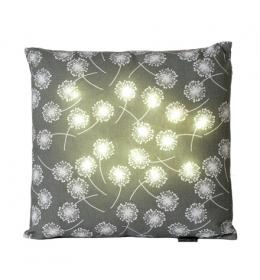Svetlucavi jastuk cvet
