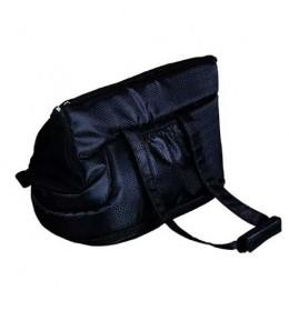 Tasna za nošenje psa Riva 45 cm crna