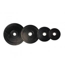 Tegovi gumirani 10 kg fi 30 mm