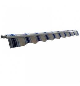 Tenda plavo bež 295x200 cm 037928