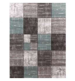 Tepih Ekol Diamond 20762-740 Braon / Zelena 80x150 cm