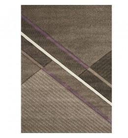 Tepih Ekol Diamond 21659-750 bež/ lila 80x150 cm