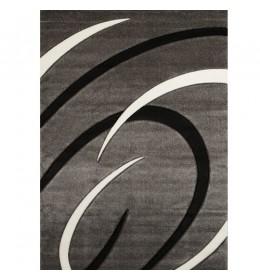 Tepih Ekol Diamond 667-95 tamno siva 80x150 cm