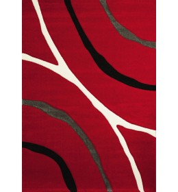 Tepih Ekol Diamond 780-110 Crvena 80x150 cm