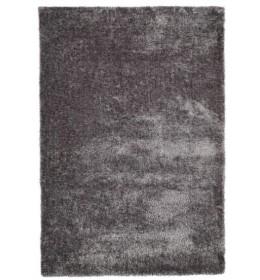 Tepih Rik 140x200 čupav svetlo siva