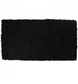 Tepih Shaggy black 80x150cm
