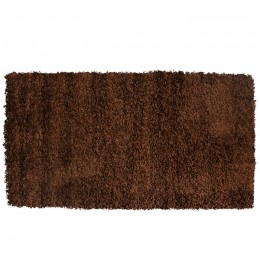 Tepih Shaggy brown 80x150cm