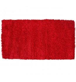 Tepih Shaggy red 80x150cm
