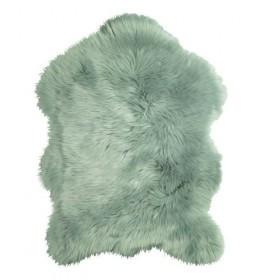 Tepih veštačka jagnjeća koža Green