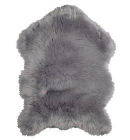 Tepih veštačka jagnjeća koža grey