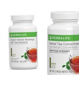 Herbalife Biljni Thermojetics čaj 100 g