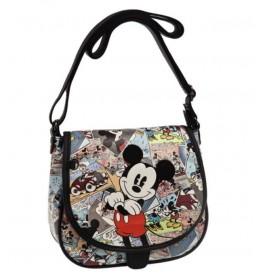 Torba na rame sa reklopom Mickey Comic 32.354.51