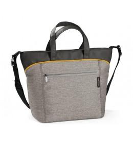 Torba za kolica Borsa Luxe Grey