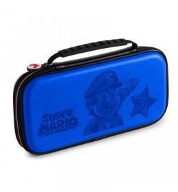 Torbica za Nintendo Switch Travel Case Mario Blue