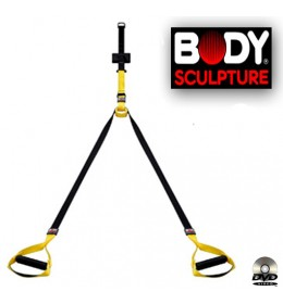 Total Body Suspension Trainer + DVD  BB-2400E