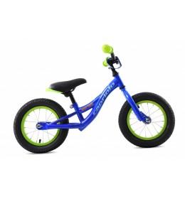Bicikl za decu bez pedala Gur Gur plava i zelena 2020