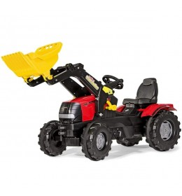 Traktor Case Puma CVX240 sa kašikom