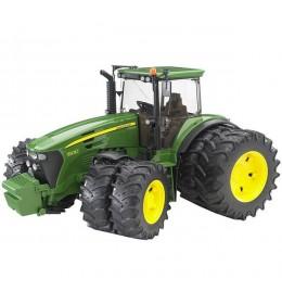 Traktor Bruder John Deere 7930 sa duplim gumama