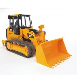 Traktor CAT sa utovarivačem Bruder 024475