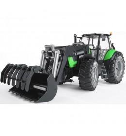 Traktor Deutz Agrotron x720 sa utovarivačem Bruder 030810