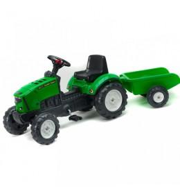 Traktor Falk Lander sa prikolicom