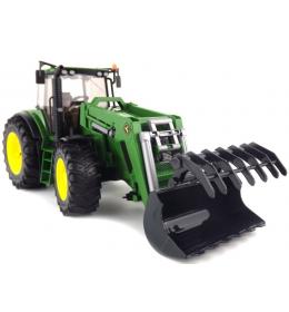 Traktor John Deere 7930 sa utovarivač Bruder 030513