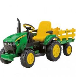 Traktor na akumulator John Deer Ground Force