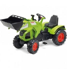 Traktor na pedale Claas Axos 330