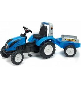 Traktor na pedale Landini Power Mondial sa prikolicom 1050ab