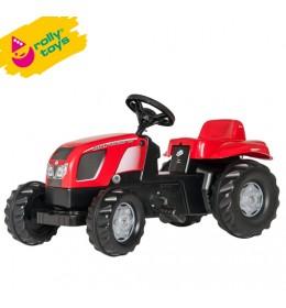 Traktor na pedale RollyKid Zetor Forterra 135