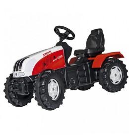 Traktor na pedale RollyToys Steyr CVT 6240