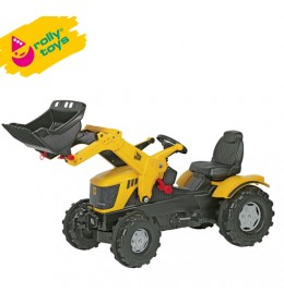 Traktor na pedale sa utovarivačem Rolly Farm Trac JCB 8250