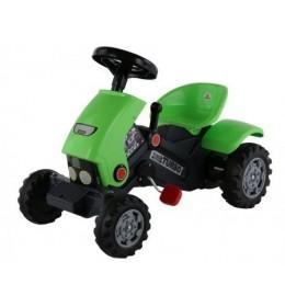 Traktor na pedale Turbo 76x43x53 cm
