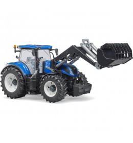 Traktor New Holland T7315 sa utovarivačem Bruder 031213