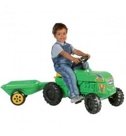 Traktor s prikolicom