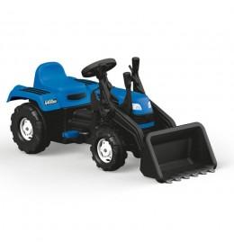 Traktor sa kašikom na pedale Plavi Dolu