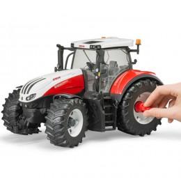 Traktor Steyr 6300 Terrus CVT Bruder 031800