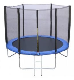 Trambolina 244 cm sa ogradom i mrežom