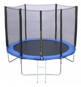 Trambolina 244 cm sa ogradom mrežom i merdevinama