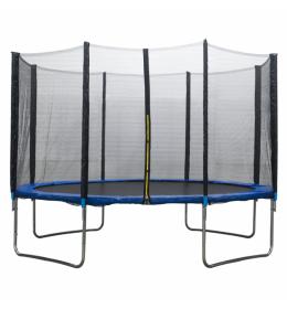 Trambolina 366 cm sa ogradom i mrežom